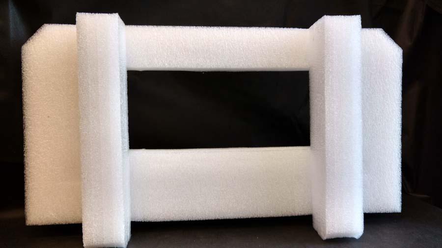 custom die cut styrofoam