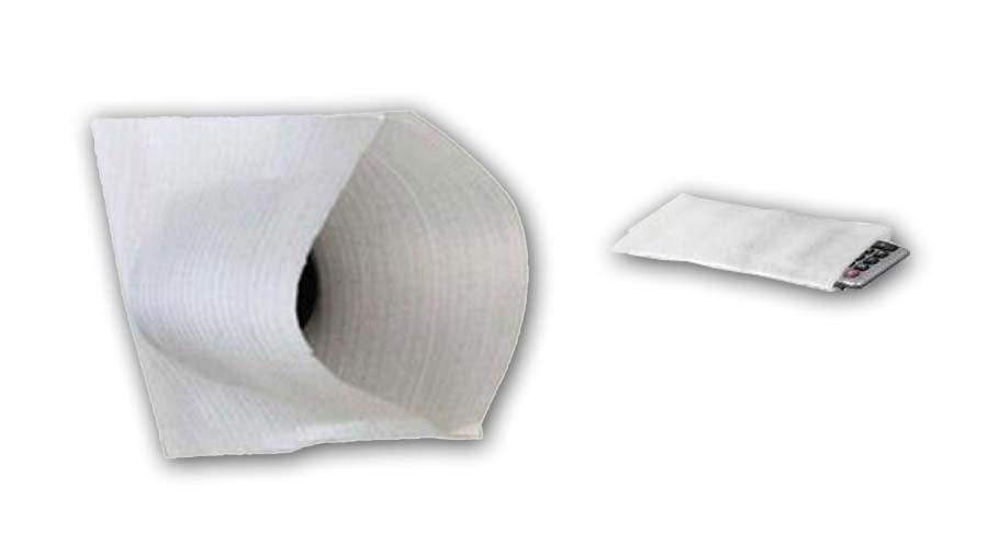 foam pouches custom sizes