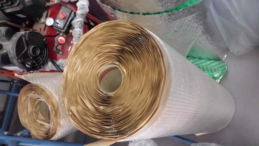 pabble - paper backed bubble wrap