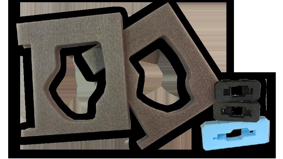 die cut foam packaging