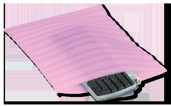 anti static foam pouches
