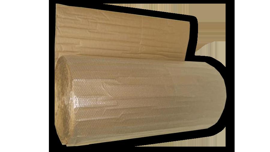 paper backed bubble wrap